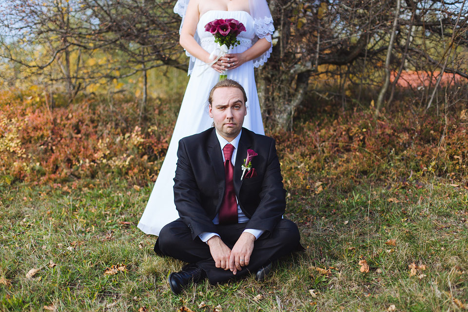 Svatební fotograf Beskydy