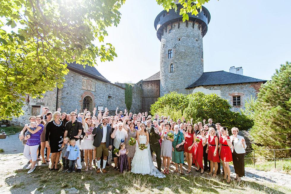 Svatba na Sovinci